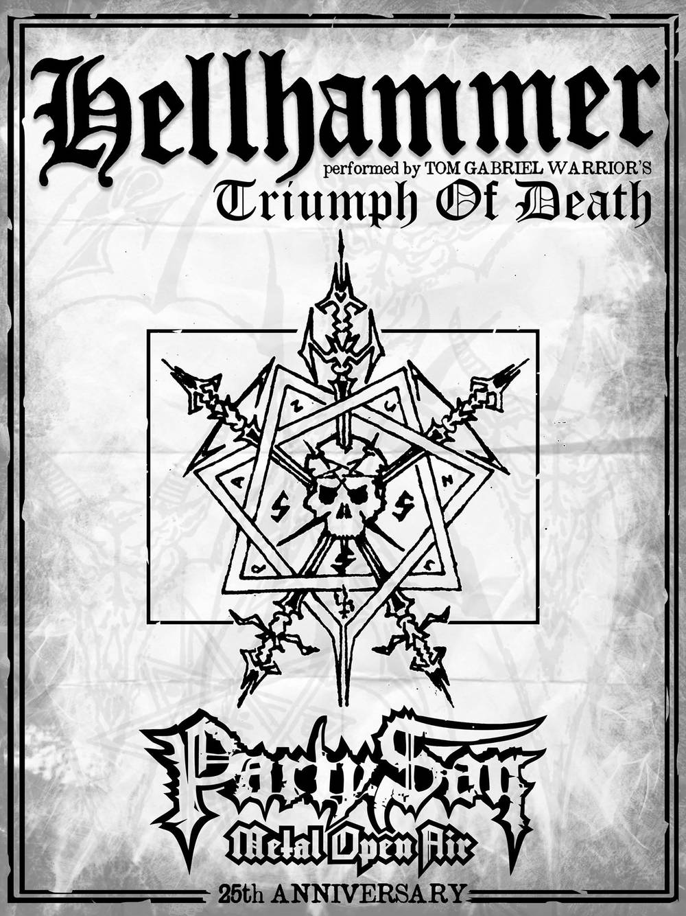 hellhammer discography